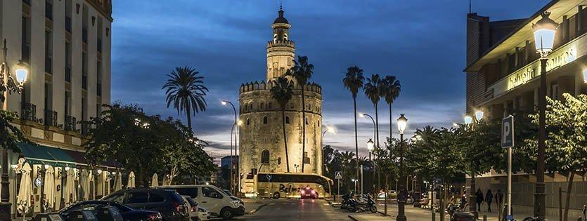 ¡Nos vamos al centro de Sevilla!