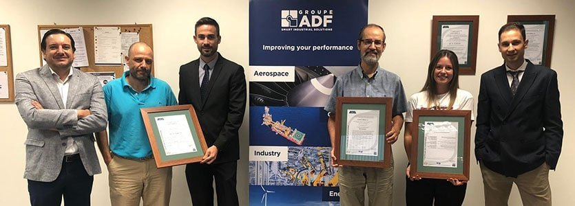 ¡Enhorabuena Grupo ADF!